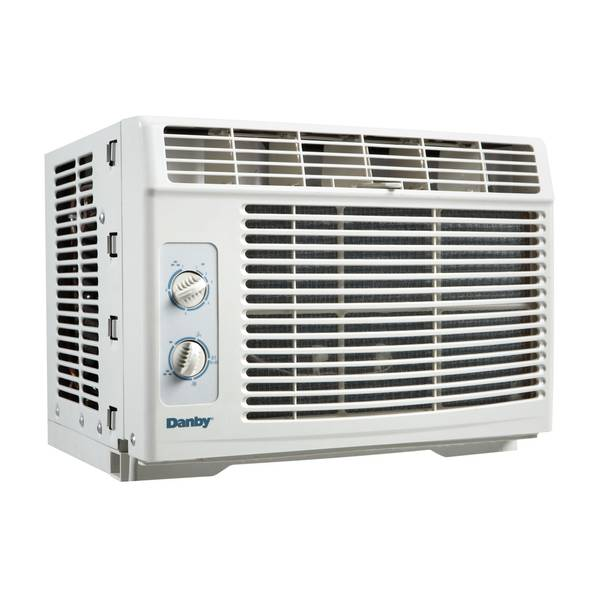 2-Way Window Air Conditioner