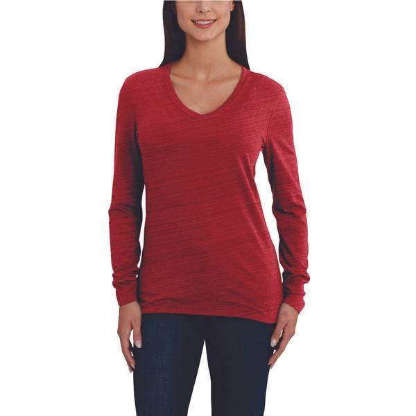 Women's Lockhart Long-Sleeve V-Neck T-Shirt
