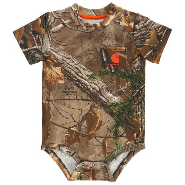 Baby Boys' Realtree Xtra Bodysuit