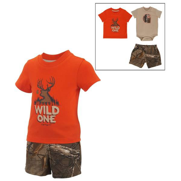 Baby Boys' 3-Piece Outfit Set