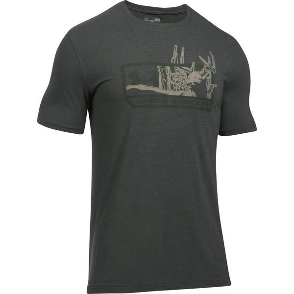 Men's UA Whitetail Pill Short Sleeve Tee