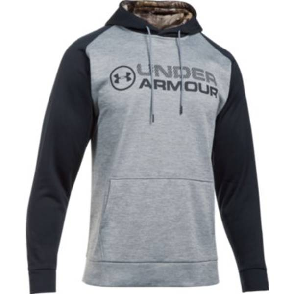 UA Icon Stacked Hoodie