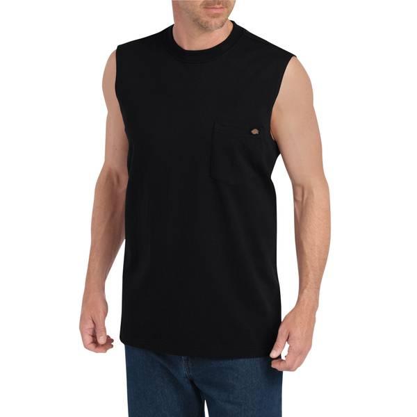 Men's Dark Navy Muscle Tee