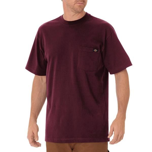 Men's Short Sleeve Heavyweight Pocket Tee