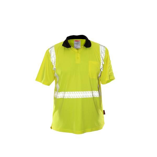 Men's ANSI/ISEA 107 Class 2 Hi-Vis Short Sleeve Polo