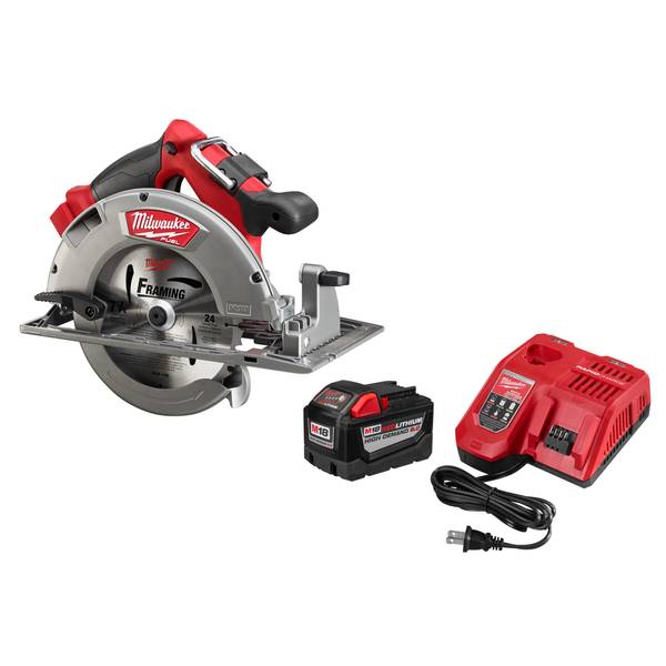 M18 FUEL Lithium Ion Brushless Cordless Circular Saw