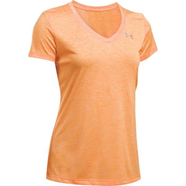Women's UA Tech V-Neck Twist Short Sleeve Shirt