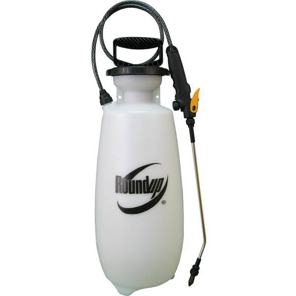 Garden Sprayer Parts : Roundup lawn garden sprayer