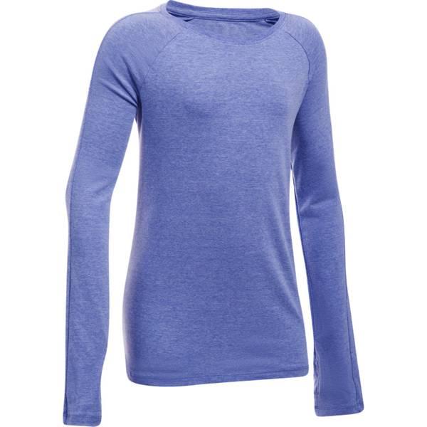 Big Girls' Long Sleeve Favorite Knit Tee
