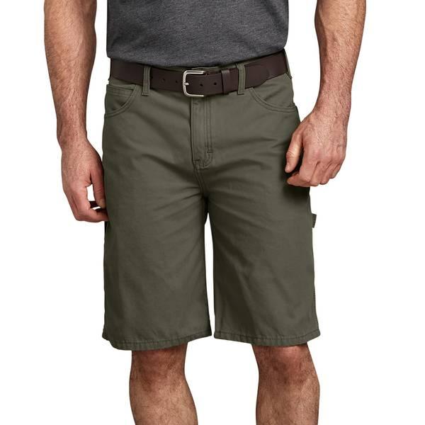 """Men's 11"""" Relaxed Fit Lightweight Duck Carpenter Shorts"""