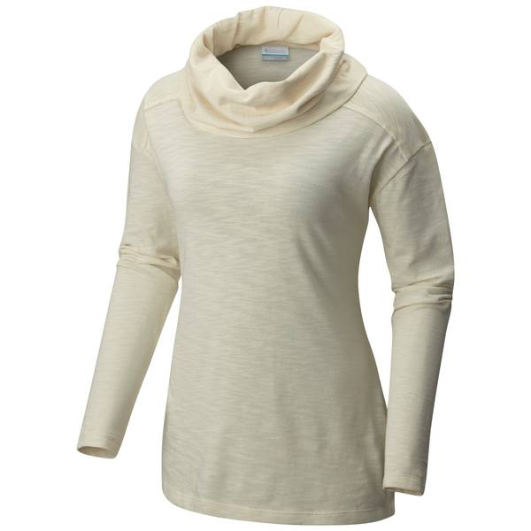 Easygoing Long Sleeve Cowl
