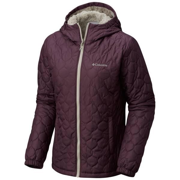 Columbia Bella Plush Hooded Jacket