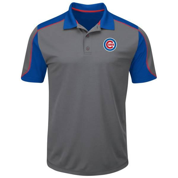 Cubs Short Sleeve Polo