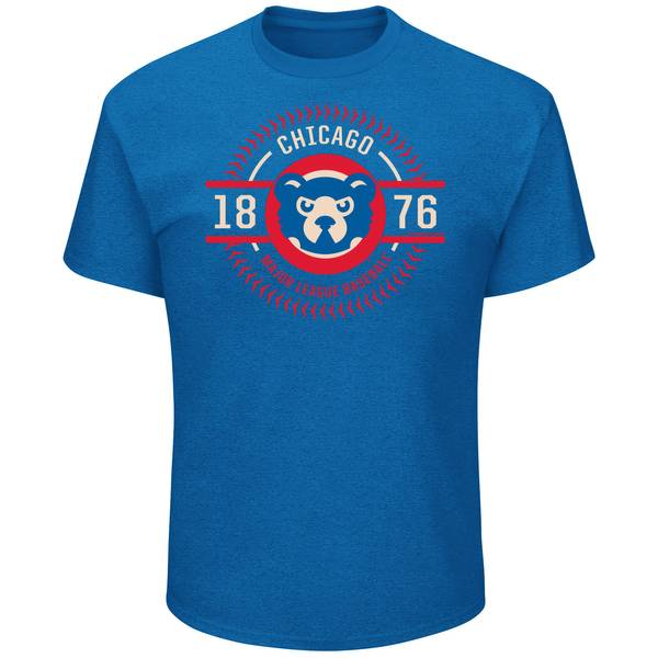 Cubs Coop Short Sleeve Tee
