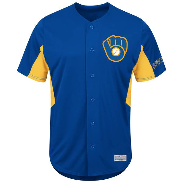 Brewers Robin Yount Jersey