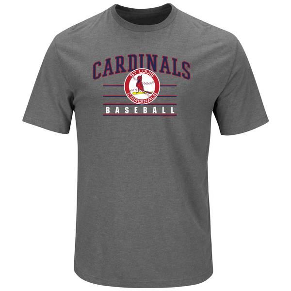 Cardinals Coop Short Sleeve Crew Tee