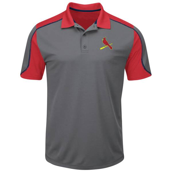 Cardinals Short Sleeve Polo