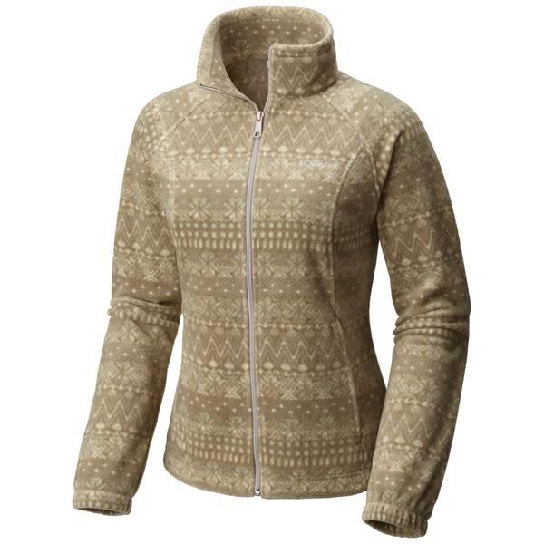 Women's Benton Springs Printed Full Zip Jacket