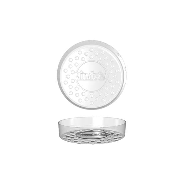Deep Plastic Saucer