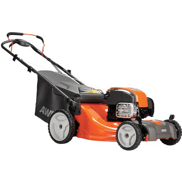 "21"" All Wheel Drive Gas Self Propelled Lawn Mower"