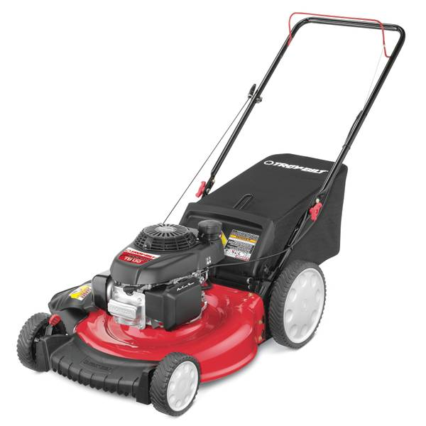 3-in-1 Gas Push Lawn Mower