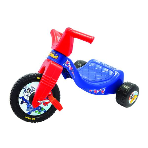 Spiderman Big Wheel Jr. Rider