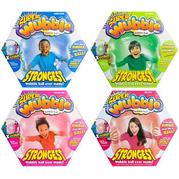 Super Wubble Bubble Ball Assortment