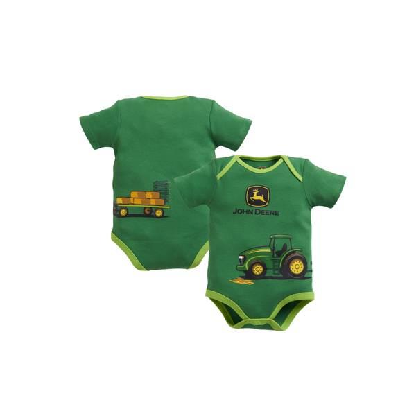 Baby Boys' Short Sleeve Bodysuit