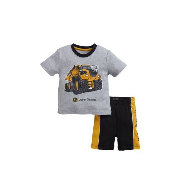 Baby Boys' Tee & Shorts Set