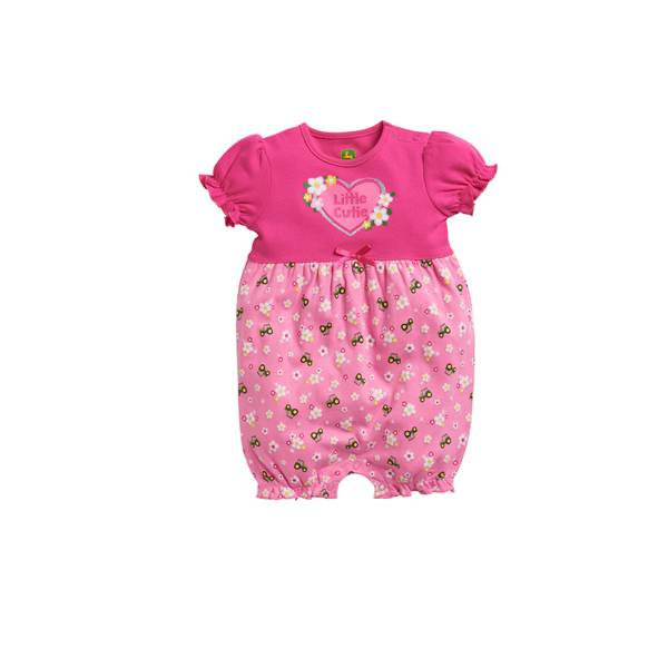Baby Girls' Romper