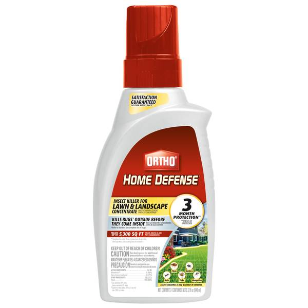 Home Defense Insect Killer Concentrate