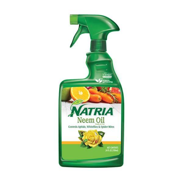Ready-To-Use NATRIA Neem Oil