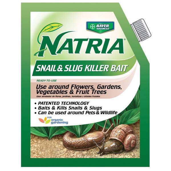 NATRIA Snail & Slug Killer Bait