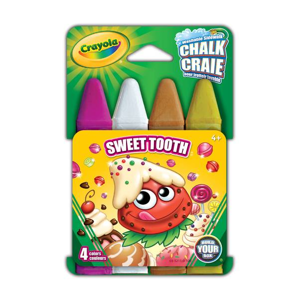Build Your Box Sweet Tooth Chalk