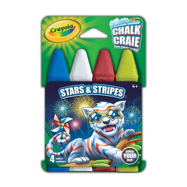 Build Your Box Stars & Stripes Chalk