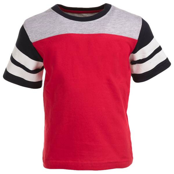 Boys' Short Sleeve Football Tee