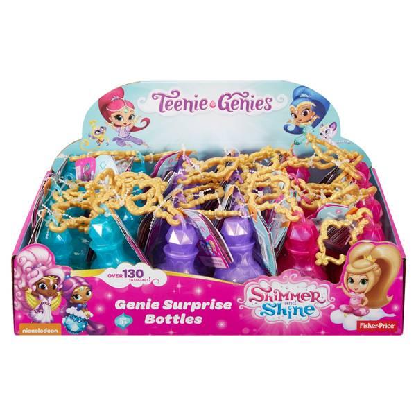 Shimmer & Shine Genie Surprise Bottle Assortment