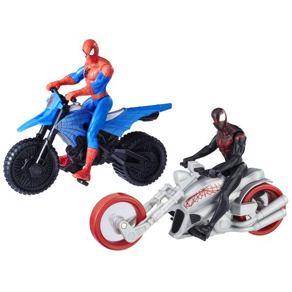 Spider Man Agent Venom & Cycle Assortment