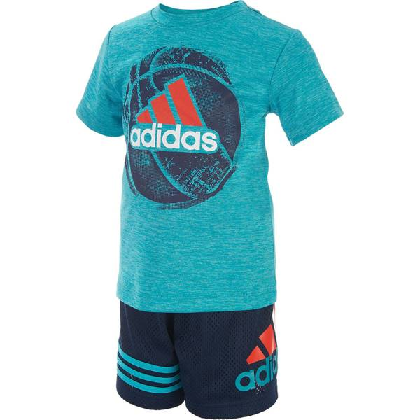 Baby Boys 2-piece Tee & Shorts Set