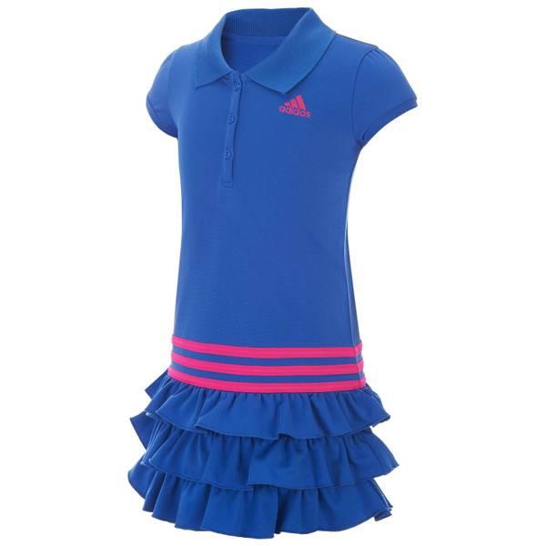 Baby Girls' Ruffle Polo Dress