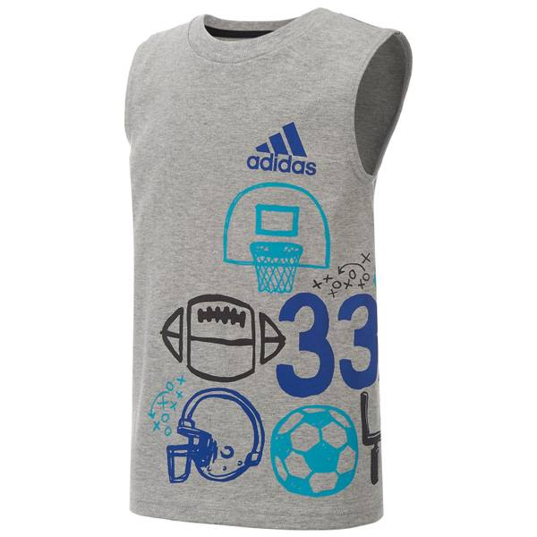 Little Boys' Multisport Wrap Tank