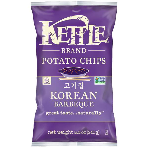 Korean Barbeque Hot Spicy Potato Chips