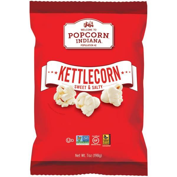 Family Size Kettlecorn