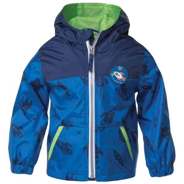 Baby Boys' Space Print Jacket