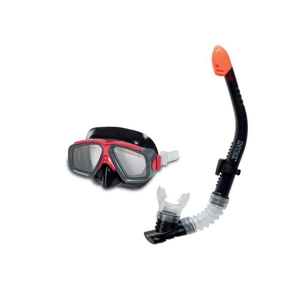 Adult Surf Rider Diving Mask & Snorkel Set