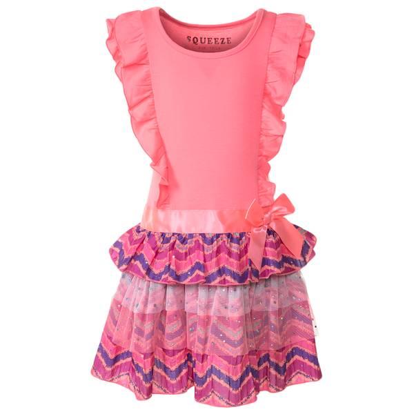 Little Girls' Fiesta Dress
