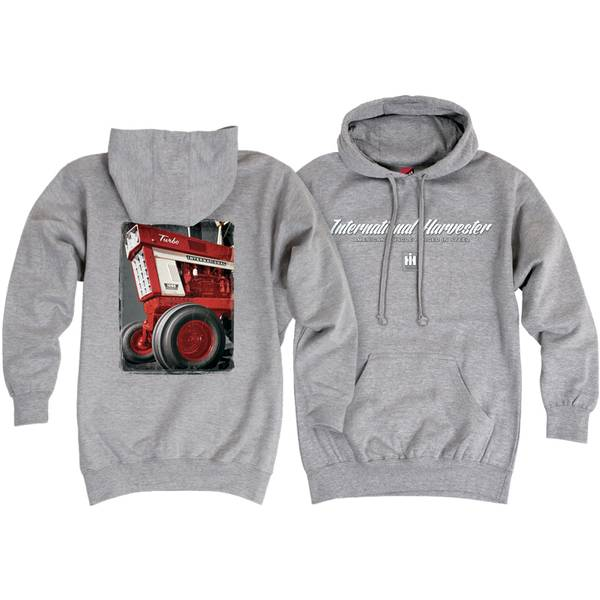 IH American Muscles Pull-Over Hoodie