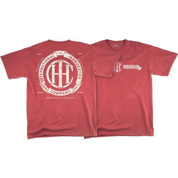 IHC Circle Banner Short Sleeve Tee