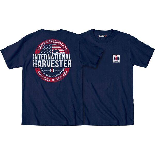 IH Victory In The Field Short Sleeve Tee