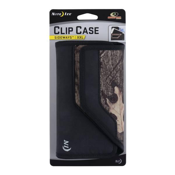 Mossy Oak Sideways XXL Clip Case